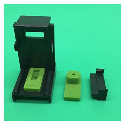 WLSJ Impresora 1 Set DIY CISS Universal Ink Tienda Responsable Herramienta/Tinta Kits/Kits DE Responsabilidad/Abrazadera de la Abrazadera Clip/Herramienta de Bombeo de Recarga for la Impresora HP C