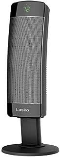 Lasko Ceramic Pedestal Tower Heater with Remote Control