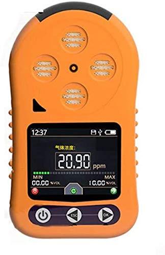 CYWYQ Detector de Gas Medidor de concentración de ozono 0~10PPM Medidor de O3 portátil portátil con Pantalla LCD Medidor Digital de Monitor de Gas de ozono