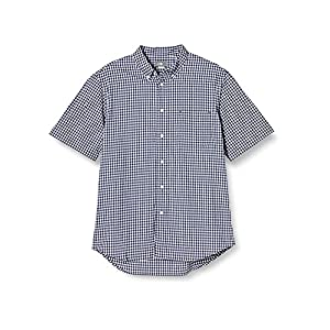 [ザノースフェイス] シャツ ショートスリーブヒデンバリーシャツ メンズ NR21967