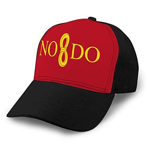 Unisex Flat Bill Hip Hop Gorra Gorra de béisbol Head-Wear...