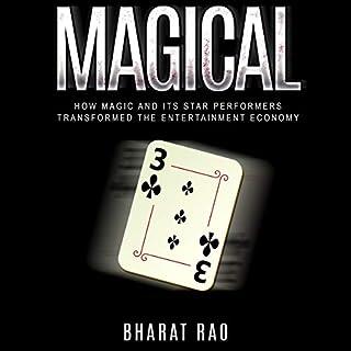 Magical cover art