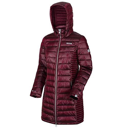 Regatta Damen Insulated Jacke, Rot - Beetroot, UK 20 / EU 46