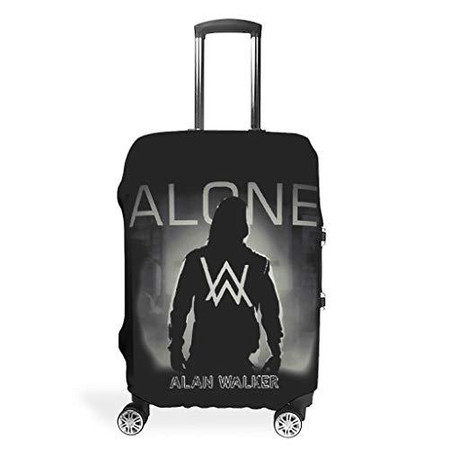Alan Walker - Funda protectora para maleta de viaje (apta para maleta de 28 a 32 pulgadas)