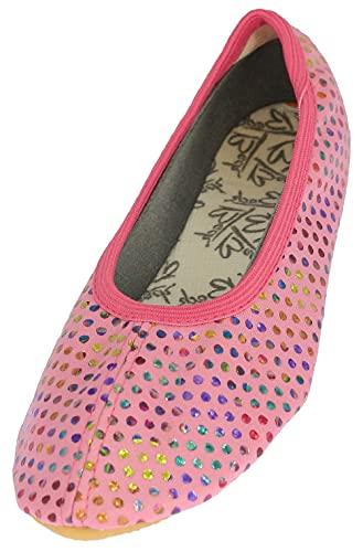 Beck Punkt Multi, Zapatillas de Gimnasia Niños, Rosa (Pink 06), 29 EU
