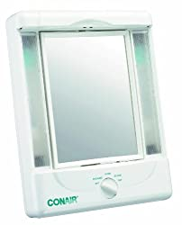 Top 10 Best Makeup Mirrors With Lights Of 2019 Reviews