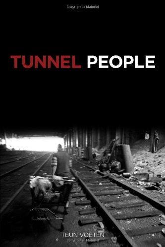 Tunnel People by Teun Voeten (2010-09-16)