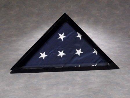 Flagge, Groß W/schwarz Rahmen klar vor von ncase ES
