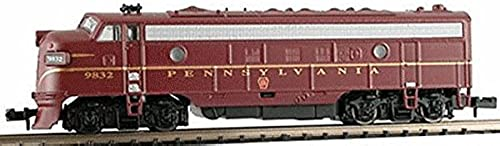 Model Power Spur N - Diesellok EMD FP7A Pennsylvania Railroad mit Sound