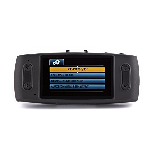 iTracker GS6000-A12 GPS WiFi Autokamera Dashcam - 4