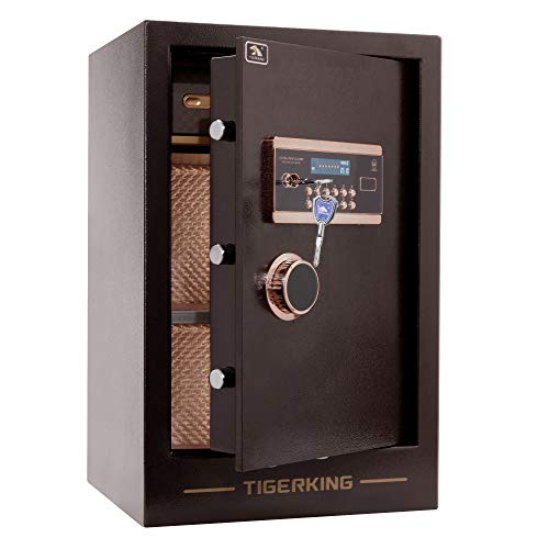 TigerKing Burglary Digital Security Safe Box