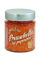 montalbano bruschetta ai peperoni 6 vasi - 780 g