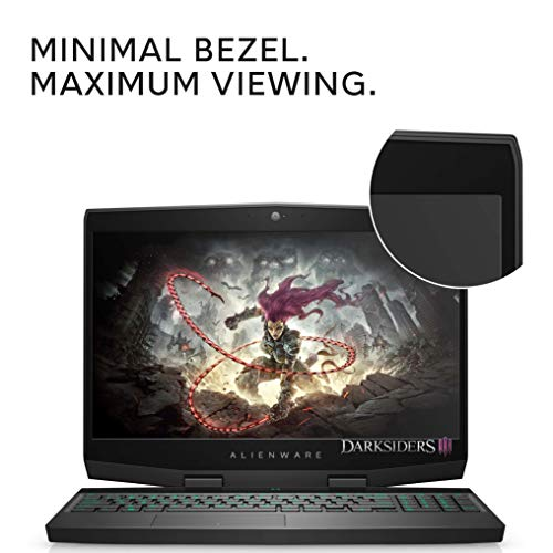 15.6-inch Alienware m15  FHD Core i7-8750H NVIDIA Geforce RTX 2060 Gaming Laptop