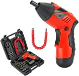 Best Cordless Power Drills - Ash & Roh® - 4.2V Electric Screwdriver Rechargeable Review