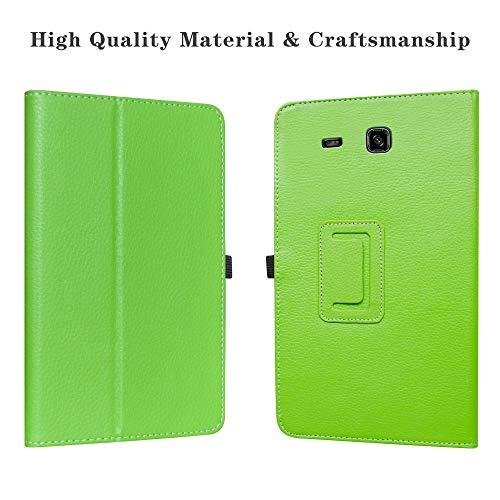 MAMA MOUTH Samsung Galaxy Tab E 9.6 hülle, Folding Ständer Hülle Case mit Standfunktion für 9.6