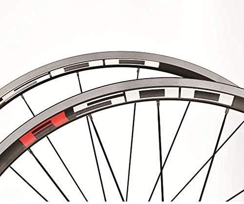 SHIMANO - Cerchio R500 per Bicicletta, Nero (Nero), Retro