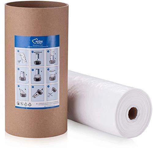 Recharges de Poubelle à Couches compatible avec Tomme Tippe Tec et Twist and Click, Minimiser les odeurs (250m + tube)