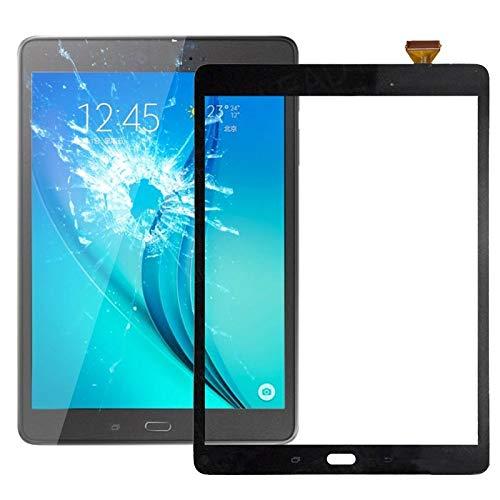 Piezas de Repuesto Reemplazo de Pantalla táctil para Samsung Galaxy Tab A 9.7 / T550 (Color : Black)