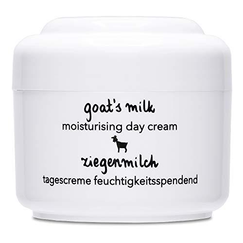 Ziaja Crema di Giorno del Latte della Capra - Pacco da 1 x 50 ml - Totale: 50 ml