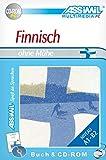 ASSiMiL Selbstlernkurs für Deutsche: Finnisch ohne Mühe. Multimedia-PC. Lehrbuch + CD-ROM