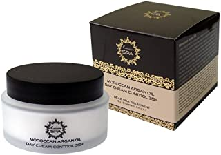 Shemen Amour Moroccan Argan Oil Day Cream Control +35