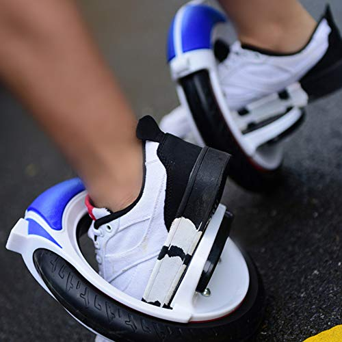 OLDSAN Boardless Skateboard Hot Wheels Roller Road Drift Skates Platte für Erwachsene Kinder Anfänger Mädchen oder Jungen Anti-Rutsch-Board Serpentine Vitality Board