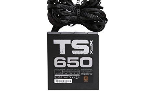 XFX P1-650S-NLB9 Core Ed PSU, 650W, Nero