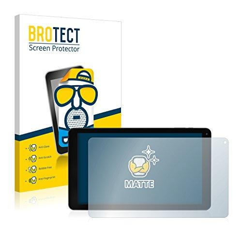 BROTECT 2X Entspiegelungs-Schutzfolie kompatibel mit Blaupunkt Atlantis 1010A Bildschirmschutz-Folie Matt, Anti-Reflex, Anti-Fingerprint