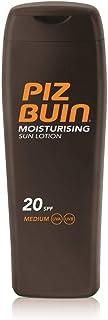 Piz Buin Moisturizing Lotion SPF20, (200ml)