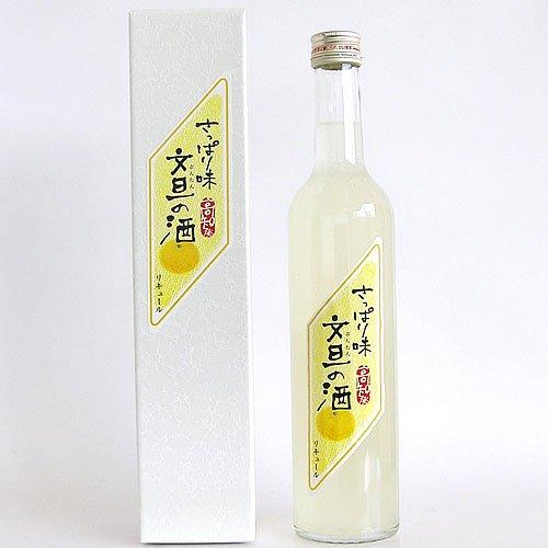 さっぱり味・文旦の酒 500ml