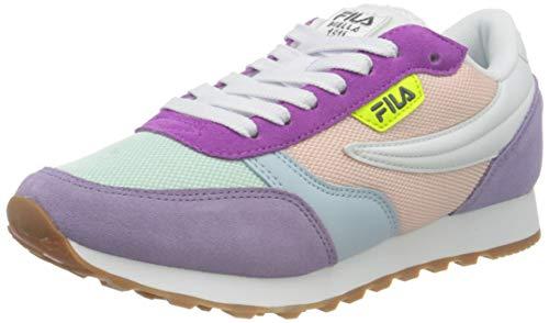 FILA Orbit CB wmn zapatilla Mujer, multicolor (Bay/Peach Blush), 38 EU