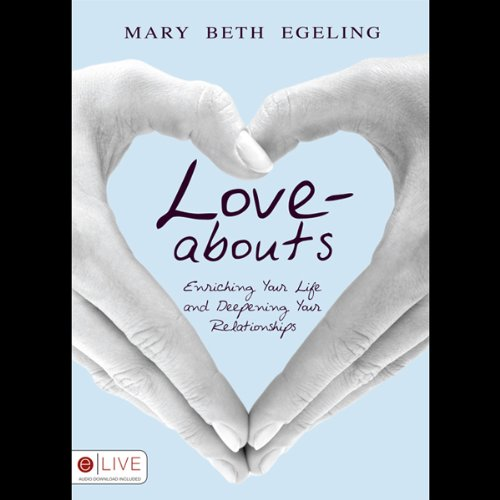 Love-abouts audiobook cover art