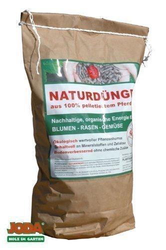 JODA Plantaqenz-Naturdünger 100% Pferdemist, 10 kg