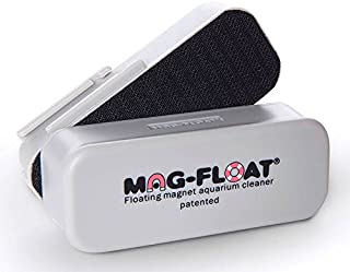 Mag-Float-125 Medium Glass Aquarium Cleaner (w/ scraper option) by Mag-Float
