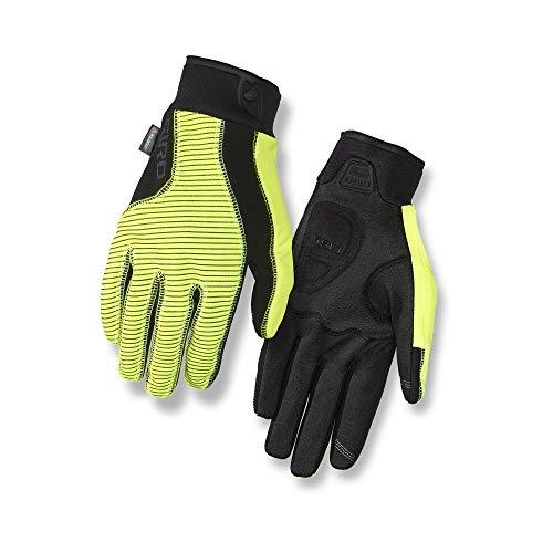 Giro Unisex– Erwachsene Gloves Blaze 2.0 Fahrradhandschuhe, Highlight Yellow/Black, XXL