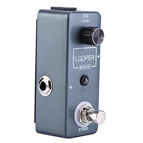 Afinador De Guitarra - Lef-332 Rowin Monoblock Single Block Effect Loop Recording Looper para Eléctrica