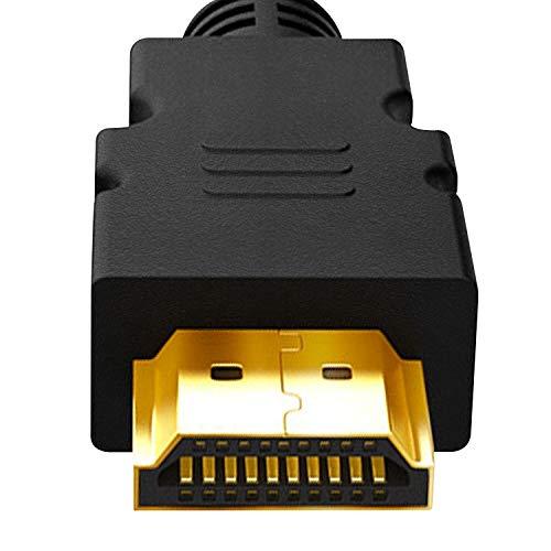 『FSC ハイスピードHDMIケーブル Ver1.4 イーサネット/4K/3D/オーディオリターン (5m)』の5枚目の画像