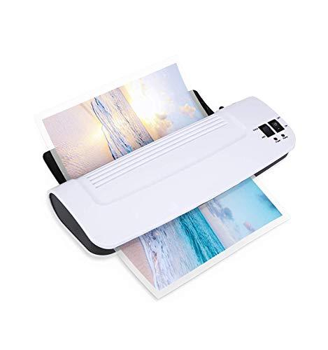 Ultraoffice Laminador A4 frío/calor Plastificadora DIN A4, adecuada para proteger documentos, para...