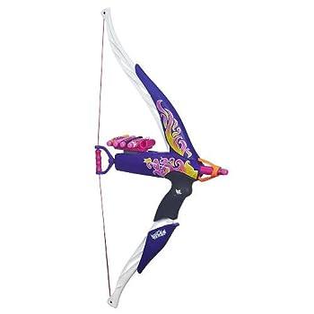 Nerf Rebelle Heartbreaker Bow  Flame Design