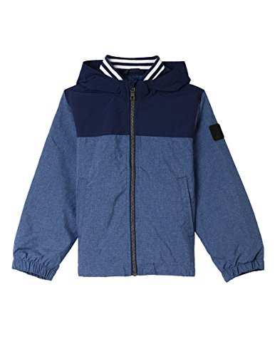 Nautica Jungen Signature Shell Jacket Jacke, dunkelblau, 4 Jahre