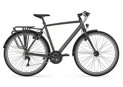 Gazelle Marco Polo Tour Trekking Bike 2020 (53 cm, hot Coffee (Herren))