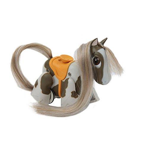 Giochi Preziosi Pet Parade, Blister Singolo, Pony Razza Skewbald, Bianco/Marrone, PTN00300