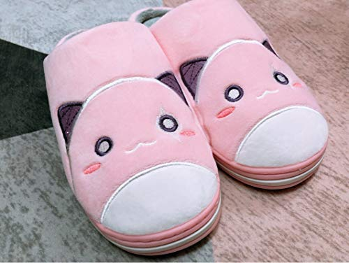 Maplestory Pink Bean Boss Slippers