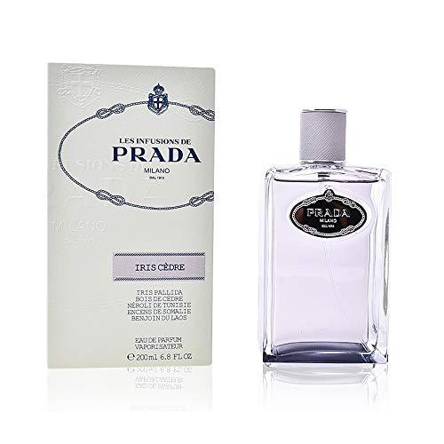 Prada Linea Rossa - Eau de parfum infusion d'iris cedre 200 ml prada