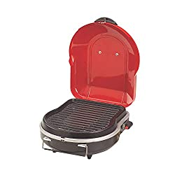 Tabletop Propane grill perfect camping gear