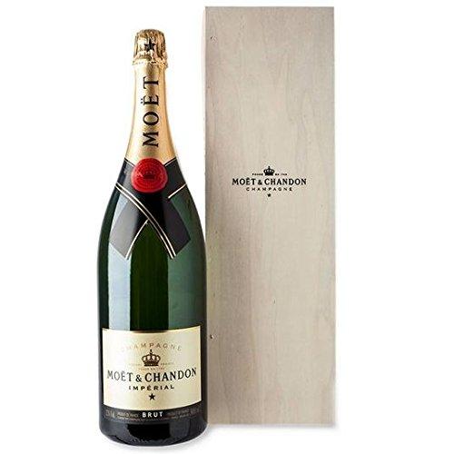 Moet & Chandon NV Jerobeam Champagne 3L