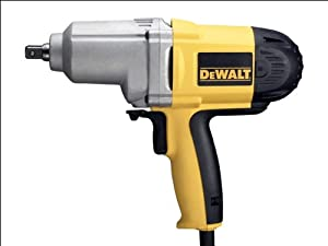 DEWALT DEW292L Impact Wrenches-Mains Powered