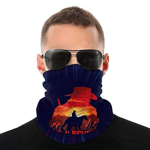 N / A Sie Sind In Ordnung Boah Rdr2 Style Gaming Headwrap Schal Gesichtsschalldämpfer Röhrenschal Wind Staub Beweis Bandana Für Klettern Camping Motorrad