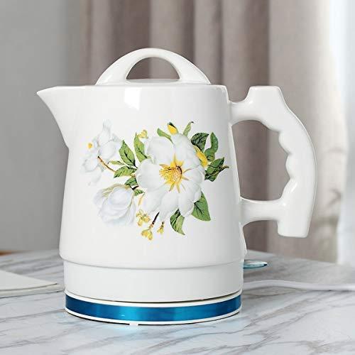 LBBZJM 1.8L Home Kettles Bouilloires en céramique Bouilloire à thé Théière Bouilloire Théière-Pot rétro