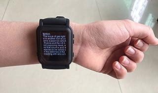 Desconocido Reloj chuleta electrónico con botón de Emergencia
